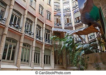 Casa Mila or La Pedrera
