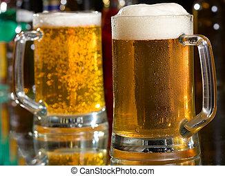 beer - mug of beer