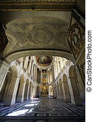 Versailles, palacio