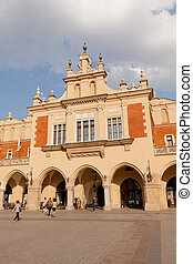 Sukiennice - Renaissance Sukiennice (Cloth Hall, Drapers'...