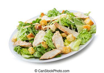 caesar, salada
