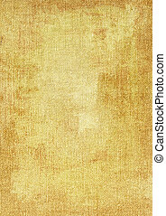 transparent brown oil paint on canvas - painted background