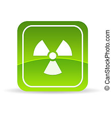 Green Radiation Icon