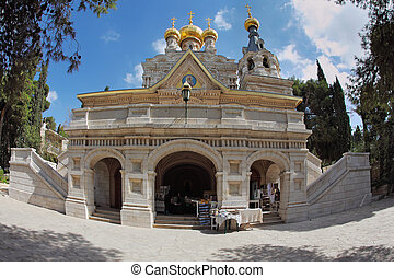 Orthodox church of St. Mary Magdalene - The great city of...