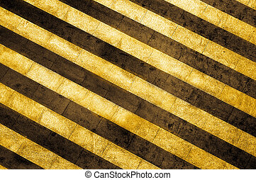 grunge striped cunstruction background