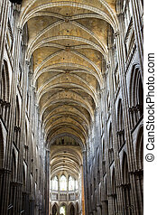 France. Normandie. Notre Dame Cathedral in Rouen.
