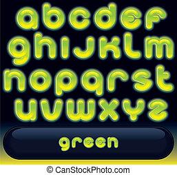 Fresh Green Font