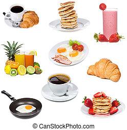 sain, petit déjeuner