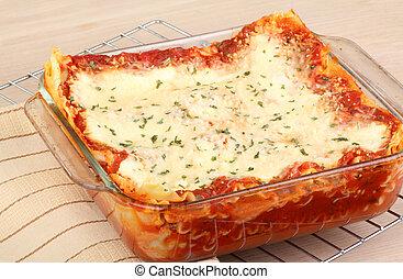 cuit, lasagne