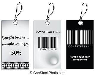 Vector set of tags