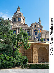 Montjuic Royal Palace