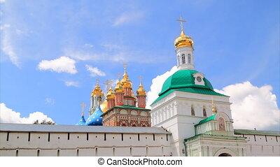 Holy Trinity Saint Sergius Lavra