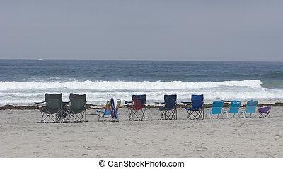 Ocean Front Seats