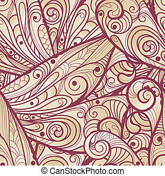 vector abstract seamless background