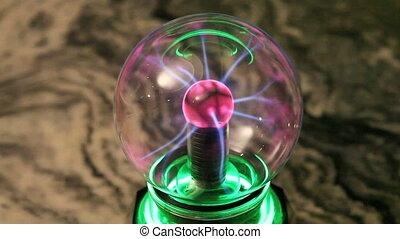 Magic globe   - Globe-shaped lamp