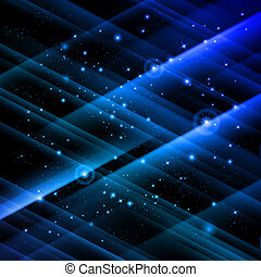 Star field - Abstract star field Illustration for creative...