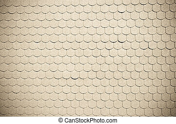 Golden scales texture for background