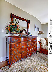 Antique luxury dresser - Very nice 200 years old old dresser...