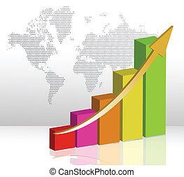 business Bar chart