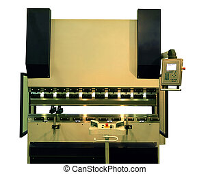 The machine tool for are flexible a sheet steel