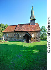 Rural Church - Rural english Church in Essex England