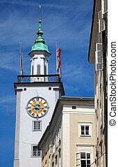 Town hall in Salzburg