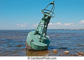 buyo at the sea shore