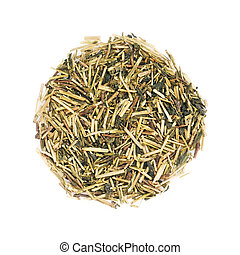 Macrobiotic tea - Green japanese Kukicha twig or stalk or...