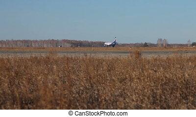 Takeoff Aeroflot