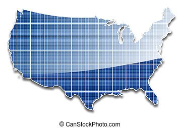 solar panel USA - eco image