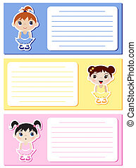 Baby ballerinas notes