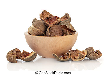 Areca Nut Peel - Areca nut peel used in chinese herbal...