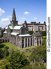 Glasgow Cathedral and Necropolis - Glasgow St Mungo's...