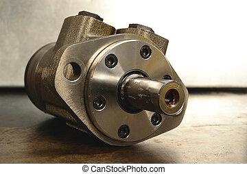 pumpmotor, hidráulico