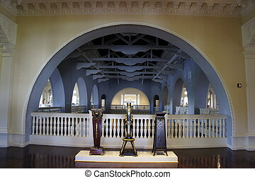 Flagler Museum - Picture of the interior of the Flagler...