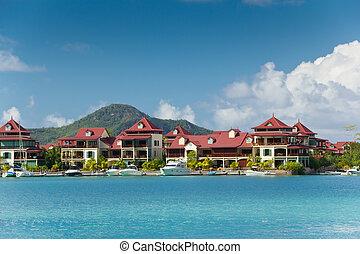 Eden Island Resedency, Seychelles - Eden Island resedincy...