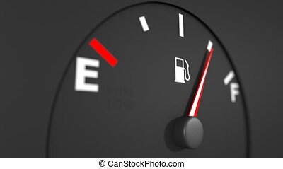 Fuel gage HD