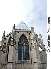 York Minster East View2