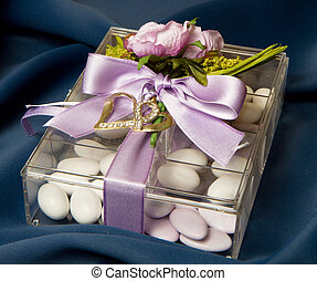 wedding favor  - a wedding favor