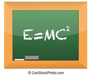 Science Written formula