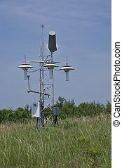Weather Station on the Prairie