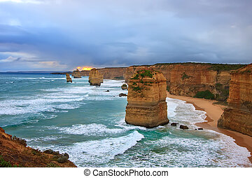Twelve Apostles, Great Ocean Road, VIC, Australia