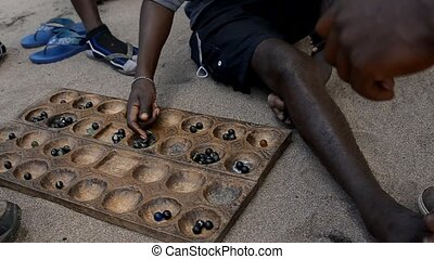 African game