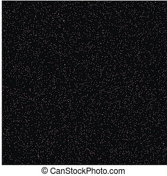 estrellas, vector, noche, cielo