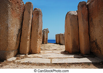 Ancient Architecture Of Old Mediterranean Culture - Ancient...