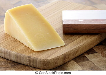 parmesan cheese - named after an area in Italy parmigiano...