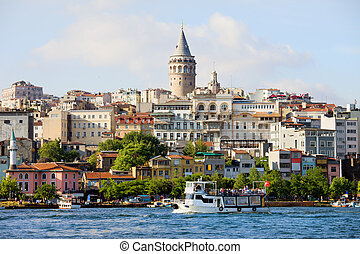 Beyoglu District in Istanbul - Beyoglu district historic...