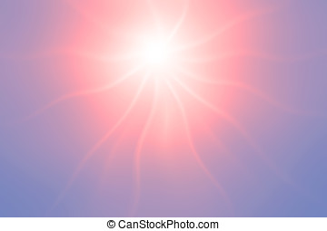 Bright Light - Bright light abstract rays background