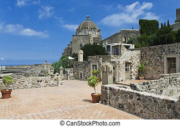 Castello Aragonese, Ischia, Italy - Ischia, Castello...