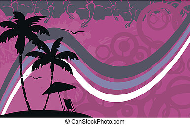hawaiian tropical beach wallpaper1 - hawaiian tropical beach...